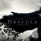 Dracula Untold Movie Art 32x24 Poster Decor