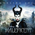 Maleficent Movie 2014 Art 32x24 Poster Decor