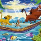 Lion King Movie Art 32x24 Poster Decor