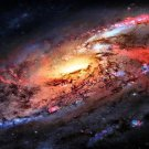 Galaxies Nebulae Stars Universe Art 32x24 Poster Decor