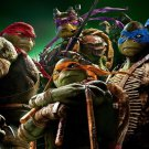 Teenage Mutant Ninja Turtles Art 32x24 Poster Decor