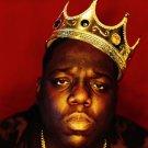 The Notorious B I G Music Star Art 32x24 Poster Decor