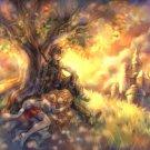 Sword Art Online SAO ALO Anime Art 32x24 Poster Decor