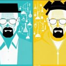 Breaking Bad 1 2 3 4 5 6 Art 32x24 Poster Decor