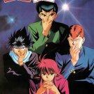 Yu Yu Hakusho Anime Art 32x24 Poster Decor