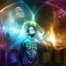 Kid Cudi Music Star Art 32x24 Poster Decor