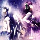 Angel Beats Anime Art 32x24 Poster Decor