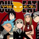 Soul Eater Japanese Manga Anime Art 32x24 Poster Decor