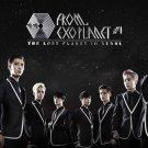 EXO Male Pop Group Music Art 32x24 Poster Decor