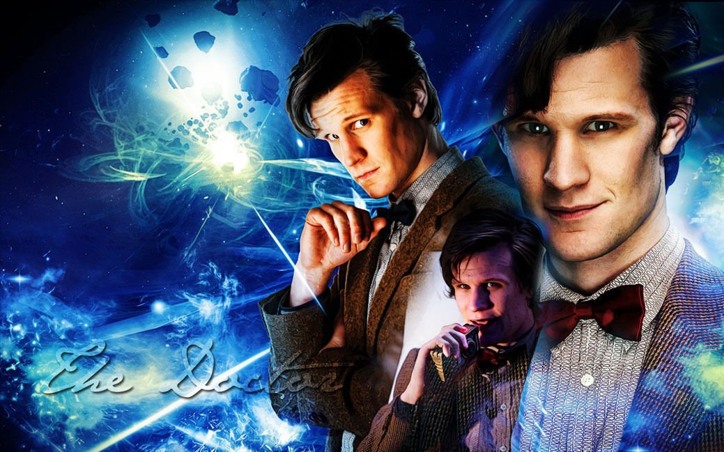 Doctor Who TV Show Art 32x24 Poster Decor