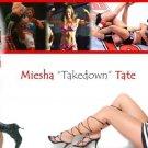 Miesha Tate Fighting Players Art 32x24 Poster Decor