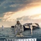 Interstellar 2014 Movie Art 32x24 Poster Decor