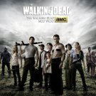 The Walking Dead TV Zombie Art 32x24 Poster Decor