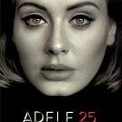 Adele Adkins Music Star Art 32x24 Poster Decor