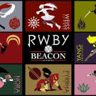 Rwby Anime Art 32x24 Poster Decor