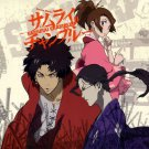 Samurai Champloo Anime Manglobe Art 32x24 Poster Decor