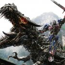Transformers 4 Age Of Extinction Art 32x24 Poster Decor