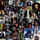 Bob Marley Pop Music Star Art 32x24 Poster Decor