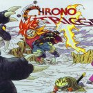 Chrono Trigger Chrono Cros Game Art 32x24 Poster Decor