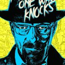 Breaking Bad 1 2 3 4 TV Art 32x24 Poster Decor