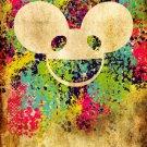 Deadmau5 Joel Thomas Art 32x24 Poster Decor