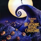 The Nightmare Before Christmas Art 32x24 Poster Decor