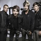 All Time Low Rock Band Art 32x24 Poster Decor