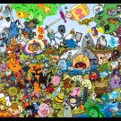Adventure Time Cartoon TV Art 32x24 Poster Decor