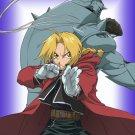 Fullmetal Alchemist Anime Wall Print POSTER Decor 32x24