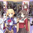 Princess Lover Anime Wall Print POSTER Decor 32x24
