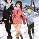 Noragami Animation Wall Print POSTER Decor 32x24