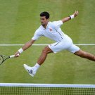 Novak Djokovic Tennis Star Wall Print POSTER Decor 32x24