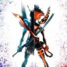 Kill La Kill Anime Wall Print POSTER Decor 32x24