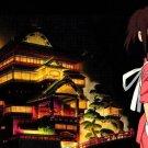 Spirited Away Anime Wall Print POSTER Decor 32x24