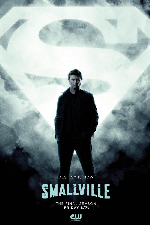 Smallville TV Show Wall Print POSTER Decor 32x24