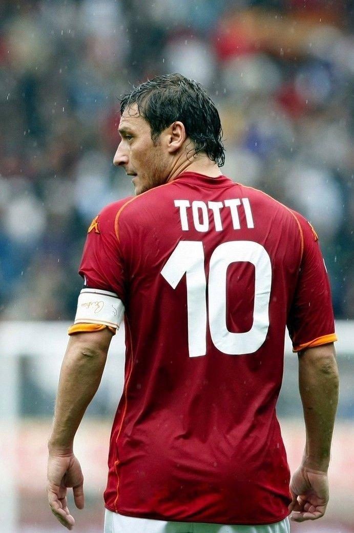 Francesco Totti Football Star Wall Print POSTER Decor 32x24