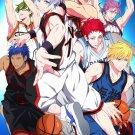 Kuroko No Basketball Anime Wall Print POSTER Decor 32x24