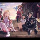 Sword Art Online Sao Alo Japan Anime Wall Print Poster Decor 32x24