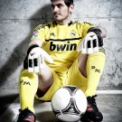 Iker Casillas Football Star Wall Print POSTER Decor 32x24
