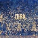 Dirk Nowitzki Basketball Star Wall Print POSTER Decor 32x24