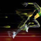 Usain Bolt Athletes Wall Print POSTER Decor 32x24