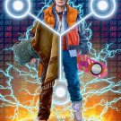Back To The Future DMC 12 Car Wall Print POSTER Decor 32x24