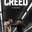 Creed 2015 Movie Wall Print POSTER Decor 32x24