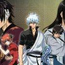 Gintama Anime Wall Print POSTER Decor 32x24