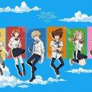 Digimon Adventure Tri Japan Anime Wall Print POSTER Decor 32x24