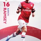 Aaron Ramsey Football Star Wall Print POSTER Decor 32x24