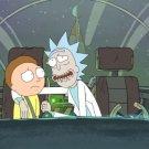 Rick And Morty TV Animation Wall Print POSTER Decor 32x24