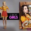 2 Broke Girls TV Show Wall Print POSTER Decor 32x24