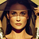 Demi Moore Actor Star Wall Print POSTER Decor 32x24