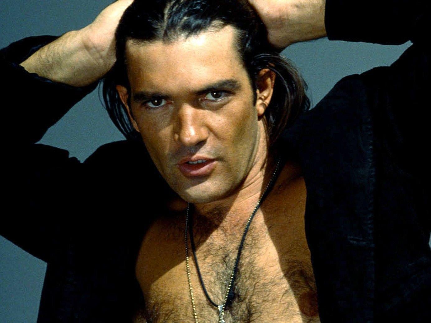 Antonio Banderas Actor Star Wall Print POSTER Decor 32x24